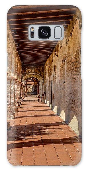 Hallway 1 At San Juan Capistrano Galaxy Case