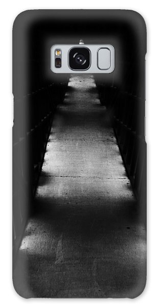 Hallway To Nowhere Galaxy Case