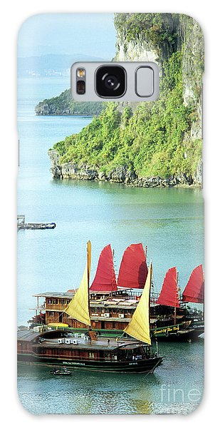 Halong Bay Sails 02 Galaxy Case