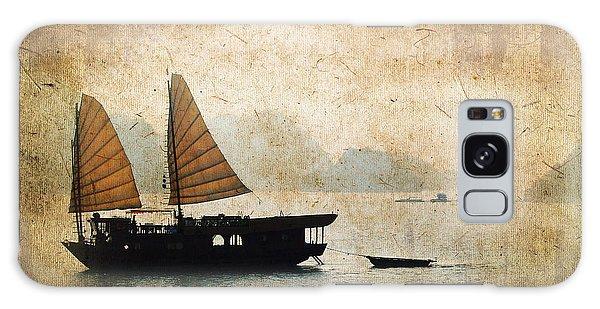 Halong Bay Vintage Galaxy Case