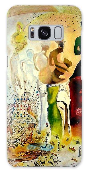 Halucinogenic Toreador By Salvador Dali Galaxy Case