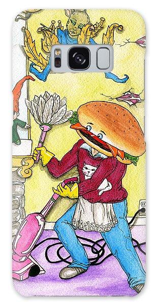 Hamburger Helper Galaxy Case