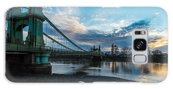 Hammersmith Bridge Galaxy Case