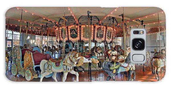 Hampton Carousel 2 Galaxy Case by Jerry Gammon