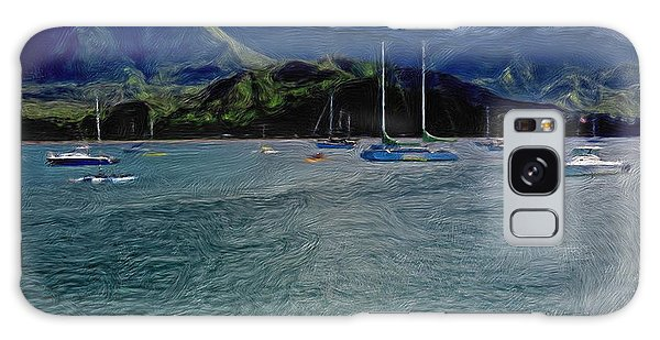 Hanalei Bay Galaxy Case