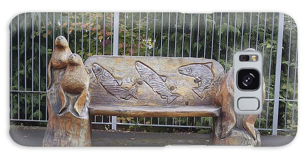 Hand Carved Bench Galaxy Case by S and S Photo