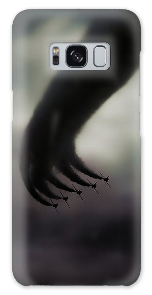Hand Of God Galaxy Case