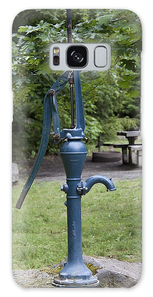 Hand Water Pump 03 Galaxy Case by S and S Photo