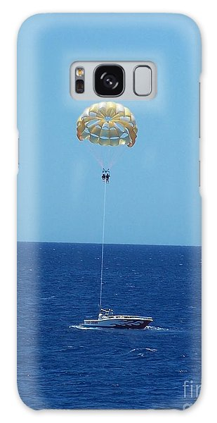 Hang Gliding Fun Galaxy Case