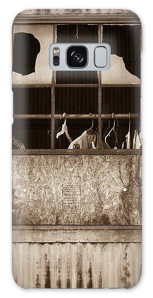 Hangers In The Window Galaxy Case