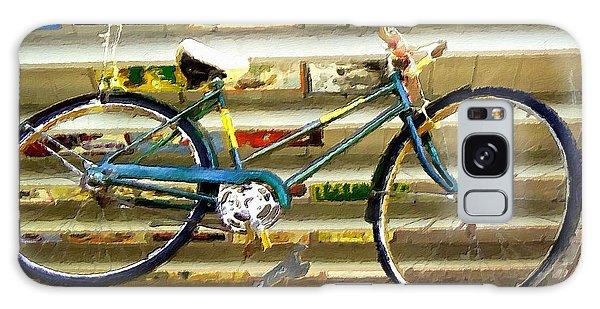 Hanging Bike Galaxy Case