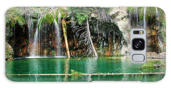 Hanging Lake 1 Galaxy Case by Ken Smith