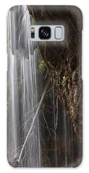 Hanging Lake Falls Galaxy Case