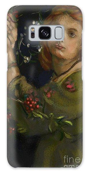 Hanging The Mistletoe Galaxy Case