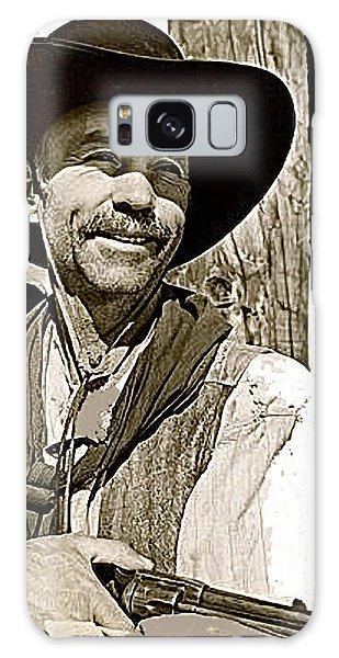 Hank Worden Publicity Photo Red River 1948-2013 Galaxy Case by David Lee Guss