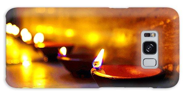 Happy Diwali Galaxy Case by Prakash Ghai