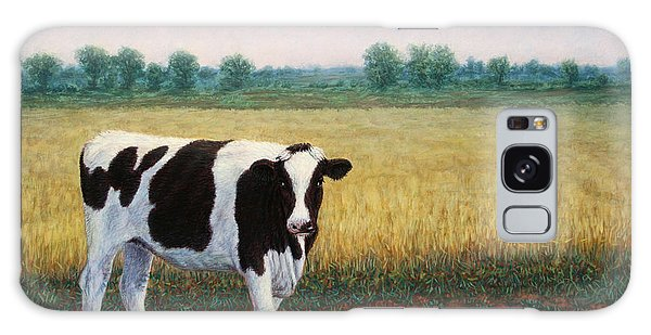 Cow Galaxy Case - Happy Holstein by James W Johnson