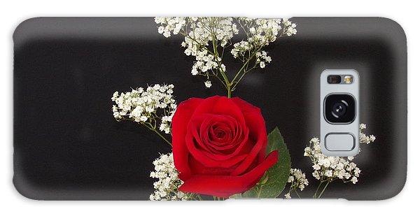 Happy Rose Galaxy Case