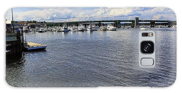 Harbor At Newburyport Ma 3 Galaxy Case