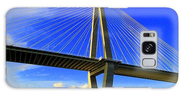 Harbor Bridge 3 Galaxy Case