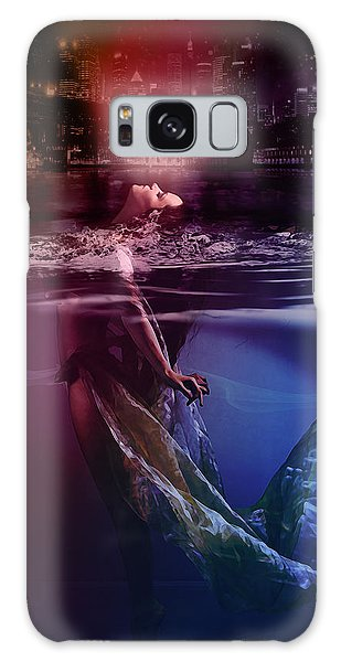 Harbour Lights Galaxy Case