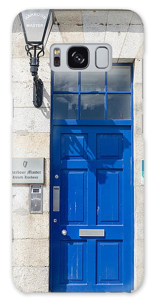 Harbour Master's Door Galaxy Case