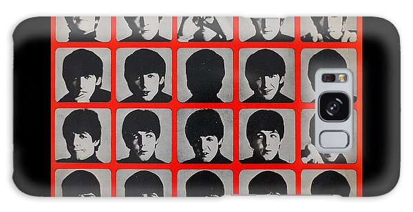 Hard Days Night Galaxy Case