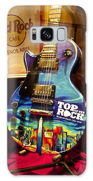 Hard Rock Electric Guitar Galaxy Case