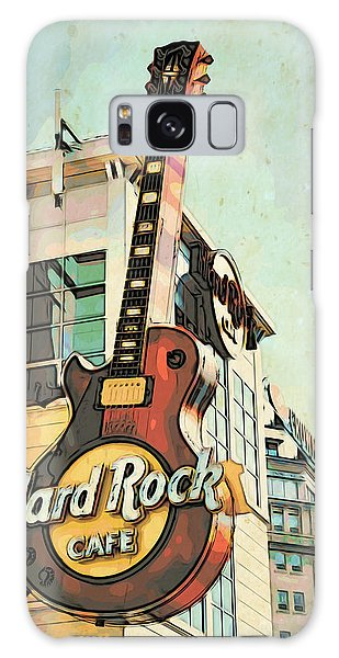 Hard Rock Guitar Galaxy Case