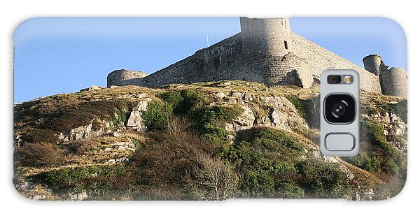 Harlech Castle Galaxy Case