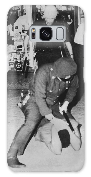 Harlem Race Riots Galaxy Case by Underwood Archives