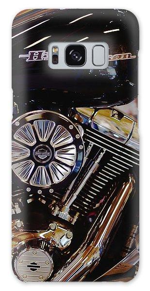 Harley Davidson Abstract Galaxy Case by Kae Cheatham