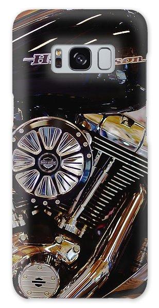 Harley Davidson Abstract Galaxy Case