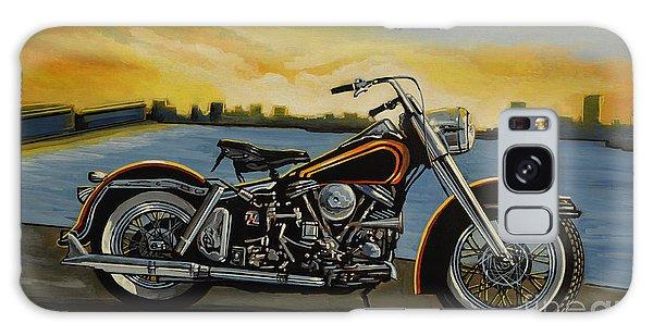 Style Galaxy Case - Harley Davidson Duo Glide by Paul Meijering