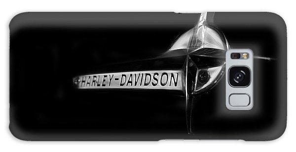 Harley Davidson Emblem Galaxy Case