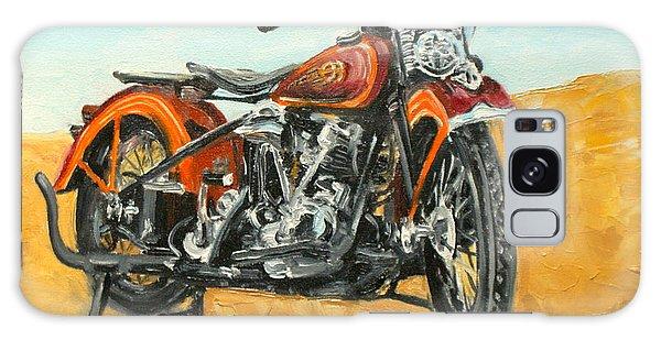 Harley Davidson Knucklehead Galaxy Case
