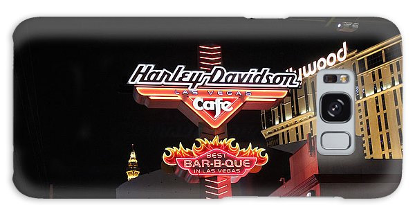 Harley Davidson Las Vegas Galaxy Case