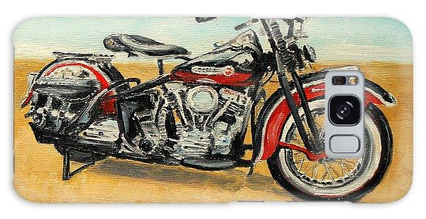 Harley Davidson Panhead Galaxy Case