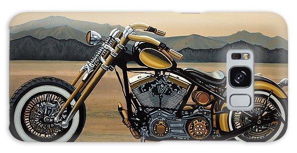 Motor Galaxy Case - Harley Davidson by Paul Meijering