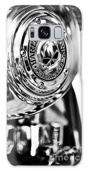 Harley Davidson Skull Casing Galaxy Case