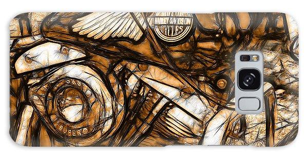 Harley Shovelhead Galaxy Case
