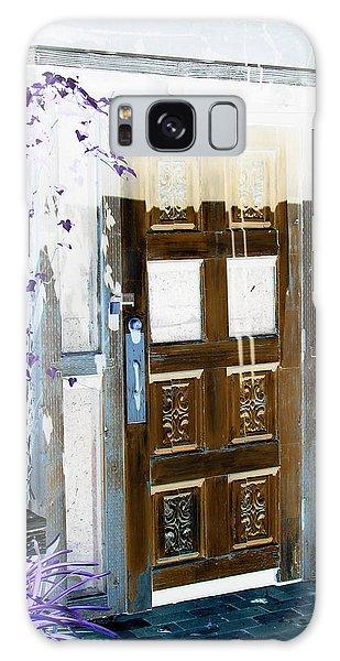 Harmony Doorway Galaxy Case