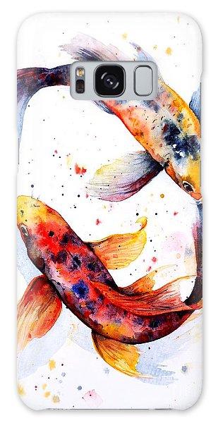 Koi Galaxy Case - Harmony by Zaira Dzhaubaeva