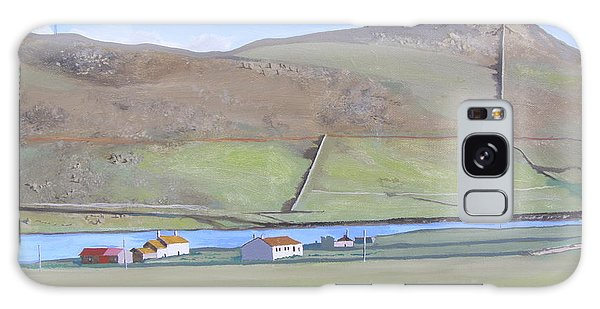 Haroldswick Shetland Islands Galaxy Case