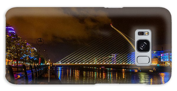 Harp Bridge Dublin Galaxy Case
