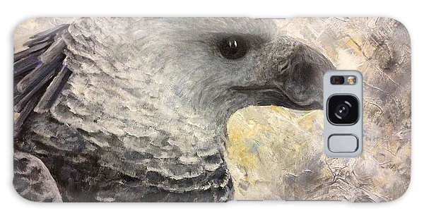 Harpy Eagle Study In Acrylic Galaxy Case