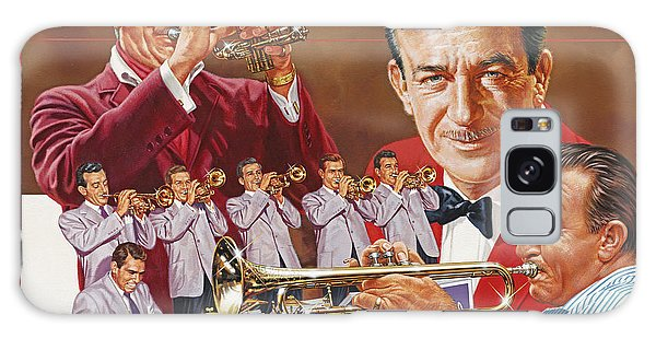 Harry James Trumpet Giant Galaxy Case