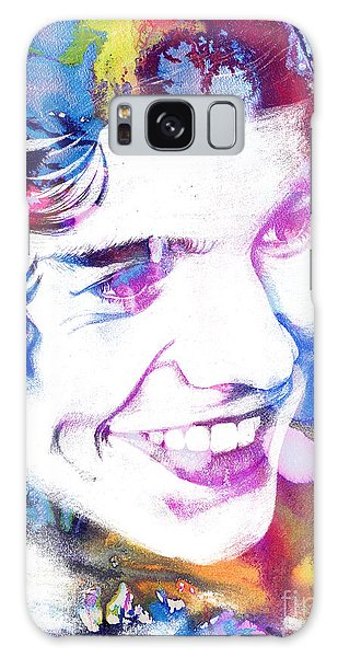 Harry Styles - One Direction Galaxy Case