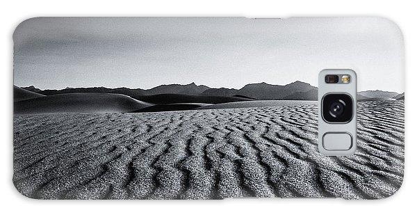 Desert Lines Galaxy Case
