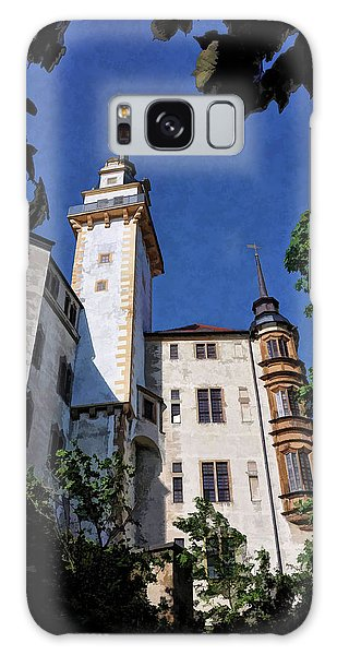Hartenfels Castle - Torgau Germany Galaxy Case